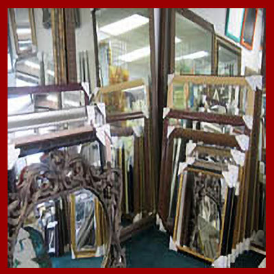 Shop our large selection of in stock Ready To Hang Mirrors. 